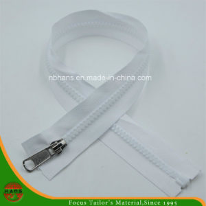 5# Non-Lock Open-End Plastic Zipper (HAZR0001) pictures & photos