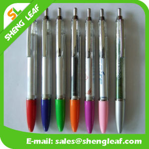 Printing Lovely Logo on The Custom Ball Pen Pens (SLF-LG047) pictures & photos