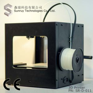 Rapid Prototype Desktop Fdm Dual Nozzle 3D Printer China pictures & photos