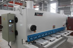 QC11k CNC Guillotine Plate Shearing Machine pictures & photos
