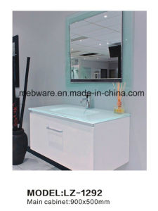 China Supplier Bathroom Cabinet 2016 New fashion Hot Selling Modern Bathroom Cabinet pictures & photos