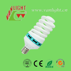 High Efficiency Full Spiral 40W CFL Bulbs, Energey Saving Lamps