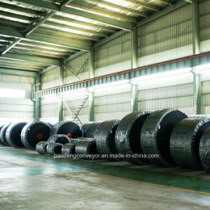 Steel Cord Conveying Belt for Horizontal Belt Conveyor pictures & photos