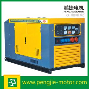 Weifang Ricardo GF-80 Diesel Generator Price in India 80kw 100kVA Soundproof Generators pictures & photos
