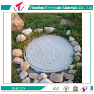 Clear Opening Size Dia600mm Manhole Cover and Frame pictures & photos