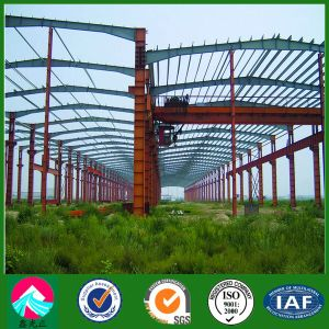 Double Span Light Steel Structure Warehouse (XGZ-SSW 485) pictures & photos