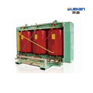 Scbh 15 Series Three-Phase Epoxy-Cast Foil Transformer Amorphous Alloy Power Transformer