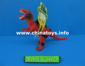 Cheap New Soft Plastic Dinosaur Toy with IC (916704) pictures & photos