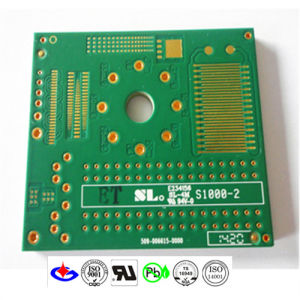 HASL Lead Free Volume Multilayer Rigid PCB Board pictures & photos