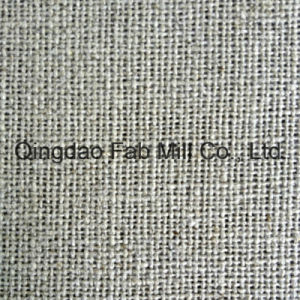 Hemp Canvas Fabric for Home Textile (QF13-0052) pictures & photos