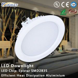 2015 Manufacture Supply Best Selling New Product IP65 9W Waterproof LED Downlight