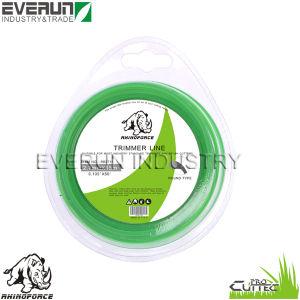 RHINOFORCE 2.7mmX15m Round Nylon trimmer line pictures & photos