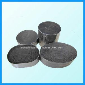 Honeycomb Metal Three-Way Catalytic Converter for Petrolic General Machinery