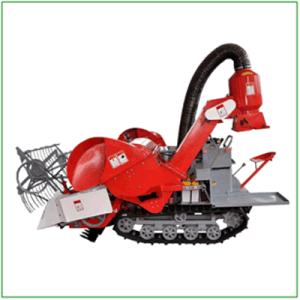 Crawler Type Combine Harvester (LDG-4LZ-0.8) pictures & photos