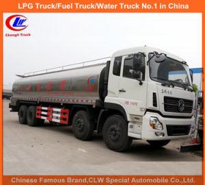 25m3 Milk Tanker Truck for Milk Transport Tanker Truck 25tons pictures & photos