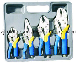 Locking Plier Tool Set 4PCS Used Hand Tools pictures & photos