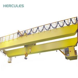 Qd5-800t Eot Double Girder Crane for Smelter Factory pictures & photos