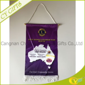 Mini Hanging Flag/Banner for Meeting, Adverting, Promotion