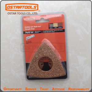 Double Blister Packing Carbide Grit Rasp USD for Multi Power Tool pictures & photos
