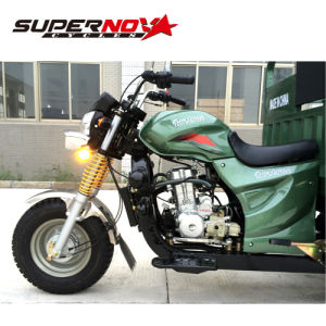 Cheap Cargo and Passenger Trishaw Abuot 200cc, 4 Stroker, Watercooling pictures & photos