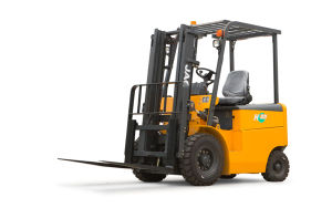 Cpd25h Electric Forklift Truck pictures & photos