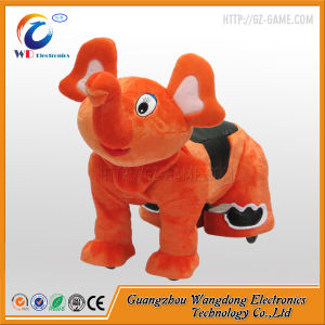 12V Battery Plush Animal Rides for Amusement Pets Rides Hot in Mexico pictures & photos