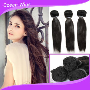 Quercy Hair Omber Color Wholesale Virgin Malaysian Hair Extension Malaysian Virgin Straight Hair Weaves Top Grade Quality Human Hair pictures & photos