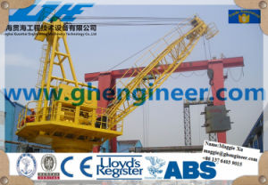 Portal Crane on Jetty pictures & photos
