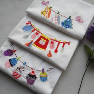 (BC-KT1018) Good-Looking Fashionable Design Cleaning Pad Kitchen Towel pictures & photos