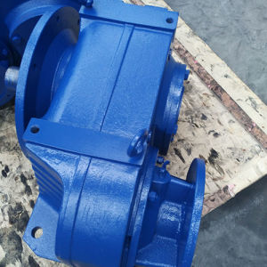 Sew Type F Series F57 Parallel Helical Gearbox Speed Reducer Gear Box pictures & photos