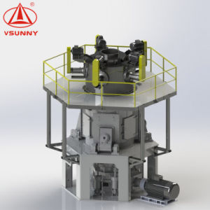 400-6000 Mesh Superfine Vertical Mill for Non-Metallic Minerals Industry