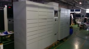 Kmy Self-Service Parcel Locker Kiosk, Both Package Delivery and Receipt, Payment System pictures & photos