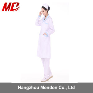 Popular White Surgical Medical Uniform pictures & photos