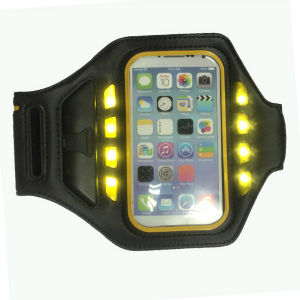 LED Light Armband Phone Case Promotional for Phone Case pictures & photos