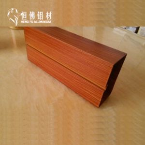 Tinted Aluminum Profiles Extrude The Architectural Decoration Material pictures & photos