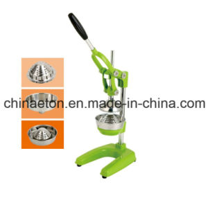 Stainless Steel Manual Juicer (T5018) pictures & photos