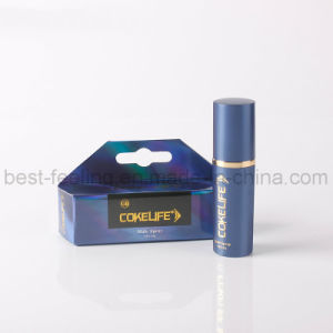Man Delay Sex Cream with Fruit Flavour Sex Lubricant Gel pictures & photos