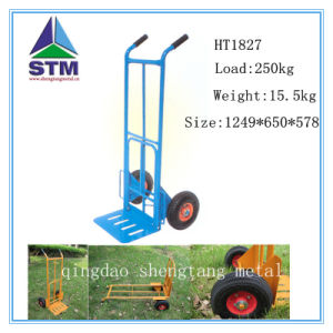 Folding Hand Trolley for Factory pictures & photos