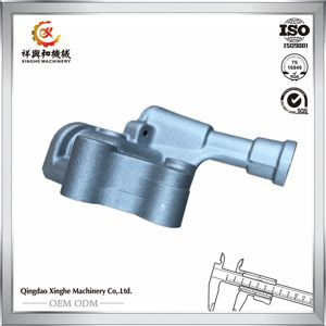 Custom Zl104 Aluminum Sand Casting Products Flange Coupling pictures & photos