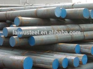 G55 Hot-Rolled Steel Round Bars / Bearing Steel pictures & photos