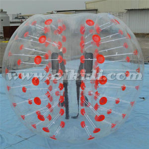 Top Quality TPU Body Zorb Bumper Ball, Bubble Soccer Ball for Adults D5097 pictures & photos