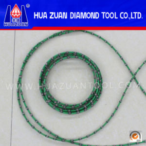 Grade a Diamond Wire for Granite Slab Profiliing pictures & photos