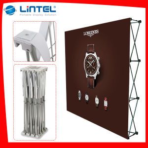 10ft Fashion Backdrop Display Pop up Stand (LT-09D) pictures & photos