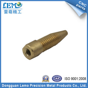 Hostler Brass CNC Milling Parts pictures & photos