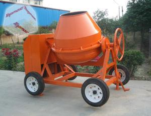 Ghana Accra Heavy Duty Concrete Mixer 580L pictures & photos