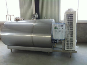 Milk Cooler Cooling Tank Machine for Milk Producer pictures & photos