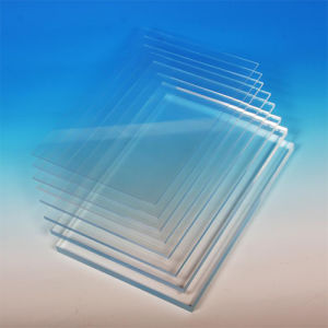 100% Virgin Polystyrene Sheets with High Transparency for Advertisement and Signs