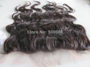 Human Hair Full Lace Closure Lace Frontal Body Wave pictures & photos