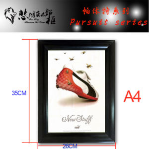 Customized Snap Aluminum Art-Photo Frame for Decoration with LED pictures & photos