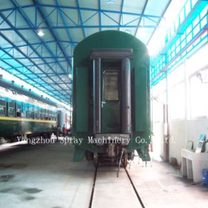 Yangzhou Painting Equipment for The Train pictures & photos